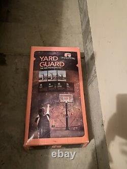 Goalrilla Basketball Yard Guard Easy Fold Defensive Net System Quickly Instal