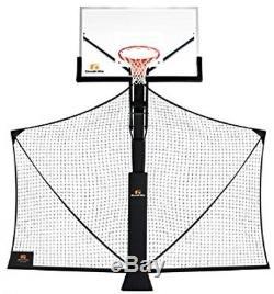 Goalrilla Basketball Yard Guard, Outdoor basketball practice training Net