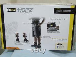 HOPZ Vertical Jump Trainer + Carry Bag 40lb Resistance Bands Jump Training SKLZ