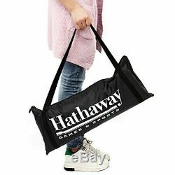 Hathaway Rebounder Basketball Return System for Shooting Practice with Heavy