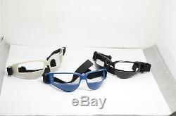 Heads up Basketball Dribble Specs-Training Glasses Without Lenses- Gray