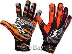 Hoop Handz Basketball Weighted Training Gloves (Anti-Grip), Over 3 Lbs. Per Pair
