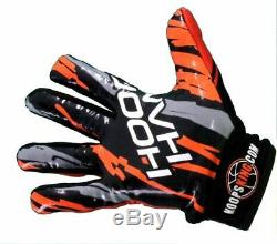 Hoop Handz Weighted Basketball Training Gloves with Passing Drills DVD