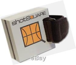 HoopsKing ShotSquare Basketball Training Shooting Aid, Perfect Release & Rota