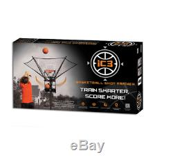 Hoops King Airborne IC3 Basketball Trainer Shot Rebounder