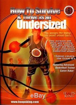 How to Survive & Thrive as an Undersized Basketball Player with Ganon Baker