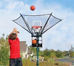IC3 Basketball Hoop Rebounding Machine Adults Children Training Indoor Outdoor