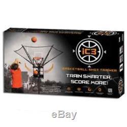 IC3 Basketball Shot Trainer. Train Smarter. Score More