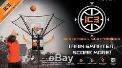 IC3 Basketball Shot Trainer WITH accessories