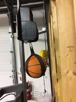 Isokinetic Basketball Pro Leaper 16P1 Machine