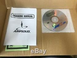 JUMPSOLES Plyometric Jump Training Platforms LARGE Mens 11-14-1/2 NEW IN BOX