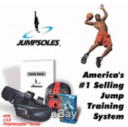JUMPSOLES Plyometric Jump Training Platforms MEDIUM Mens 8-10-1/2 NEW IN BOX