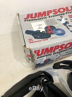 JUMPSOLES Plyometric Training Platforms LARGE Mens 11-14 Proprioceptor Ready NEW