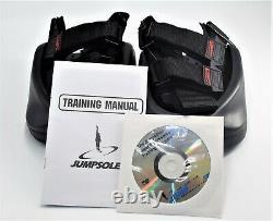 JUMPSOLES Plyometric Training Platforms Medium Mens Size 8-10.5 NEW