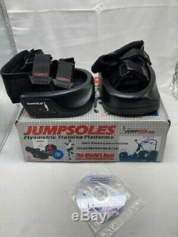 JUMPSOLES Plyometric Training Platforms Mediums Mens -8 to 10 /12