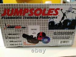 JUMPSOLES Plyometric Training Platforms V5.0 Men's Medium 8-101/2