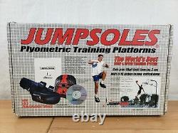 JUMPSOLES Plyometric Training Platforms X LARGE 15- 20 Mens XL