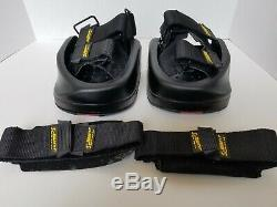 JUMPSOLES Plyometric Vertical Strength & Speed Training Shoes Men Sm 5-7.5 Plugs