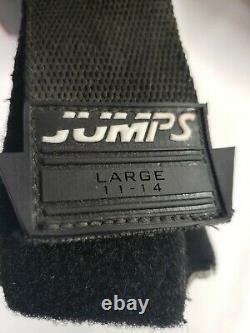 JUMPSOLES Plyometric & proprioceptor Training Platforms Men's Size Large 11 14