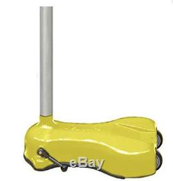 Jaypro GGS-100 GymGlide Phy ed Game Standard (ea), Yellow