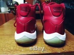 Jordan 11 win like 96 size 10.5