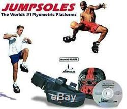Jump Jumpsoles Speed Training System 5.0 Mens Black Small / 5-7 D(M) US