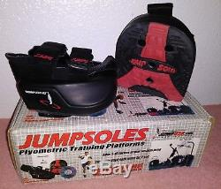 Jump Sole (MEDIUM Sz 8-10 mens size) -Increase Your Vertical Leap! FREE DVD! NEW