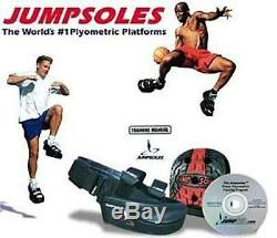 Jump Sole (XL size 15+) Jumpsole Increase Your Vertical Leap! FREE DVD! NEW