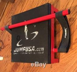 Jump USA Squat Flex Vertical Jump Building System