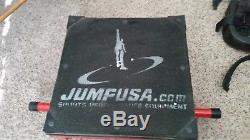 Jump USA Squat Flex Vertical Jump Building System Excellent Condition