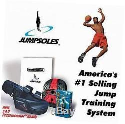 Jump sole (medium size 8-10) jumpsole shoes with a platform to increase your