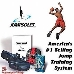 Jumping Trainers Jump Sole (medium Size 8-10) Jumpsole Shoes with Platform Your