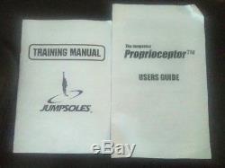 Jumpsoles Advanced Proprioceptor Large 1001PROA