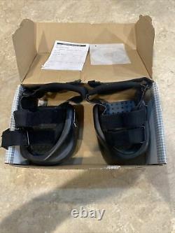 Jumpsoles Black Plyometric Training Platform Speed System Jump Boot Small 5-7.5