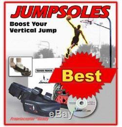 Jumpsoles Deluxe with Advanced Proprioceptors Medium