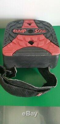 Jumpsoles High Jump Training Shoe Attachments Boots Rubber Medium Size 8 to 10