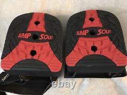 Jumpsoles LARGE (11-14) Plyometric Training Platforms Jump Shoes Training