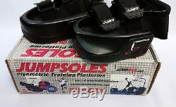 Jumpsoles Men's Large 11-14 Plyometric Training Platforms