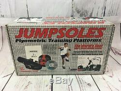 Jumpsoles Plyometric Training Platform Jump Speed System Shoes Men Large 11-14