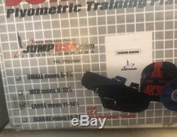 Jumpsoles Plyometric Training Platform Speed System Jump Boot Large Mens 11/14