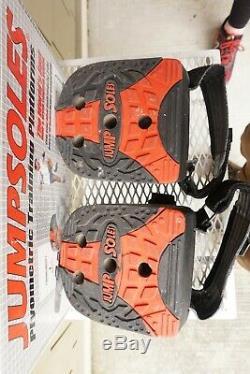 Jumpsoles Plyometric Training Platform Speed System Jump Boot Medium Mens 8-10.5