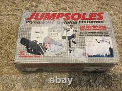 Jumpsoles Plyometric Training Platform Speed System Jump Boot Small 5-7.5