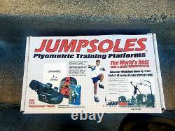 Jumpsoles Plyometric Training Platforms Large Mens 11-14