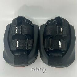 Jumpsoles Plyometric Training Platforms Men's Large 11-14.5 Black Jump Speed