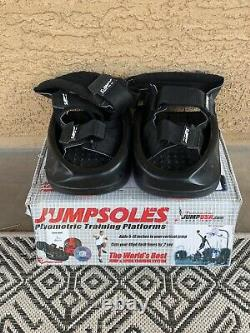 Jumpsoles Plyometric Training Platforms Mens Large 11-14 Jump Soles