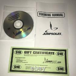 Jumpsoles Plyometric Training Platforms Size Small Jump & Speed Training System