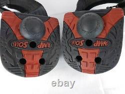Jumpsoles Plyometric Training With Propioceptor Plugs System Size Medium 8-10