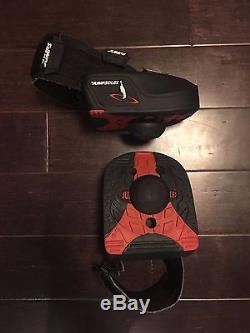 Jumpsoles Size Large (11-14) with Proprioceptors Vertical Jump Training System