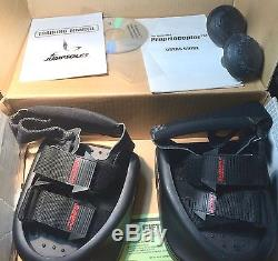 Jumpsoles Training Shoes Version 5 + Proprioceptor System Sz Medium (see note)