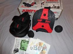 Jumpsoles Vertical Plyometrics Jump Basketball Training Shoes M 8-10 NEW